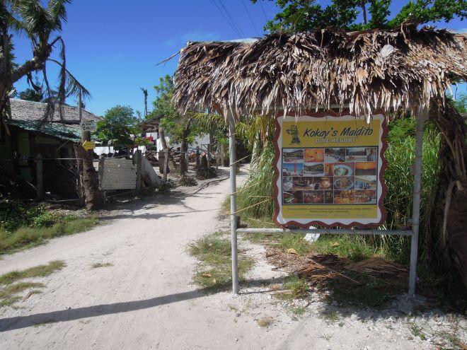 Malapascua to leniwa wyspa, fot. M. Lehrmann
