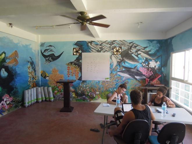 Szkoła nurkowania, Malapascua, fot. M. Lehrmann