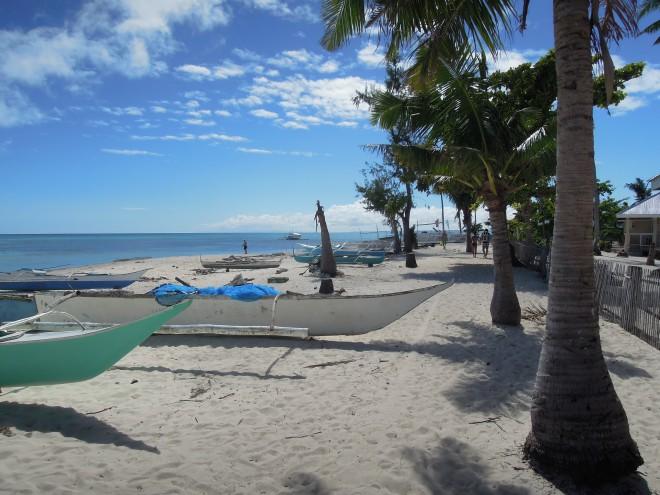 Dystanse pozwalają na spacery, Malapascua, Filipiny, fot. M. Lehrmann
