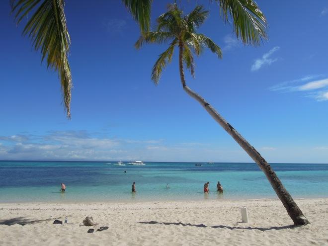 Perfekcyjna tropikalna plaża, Malapascua, Filipiny, fot. M. Lehrmann