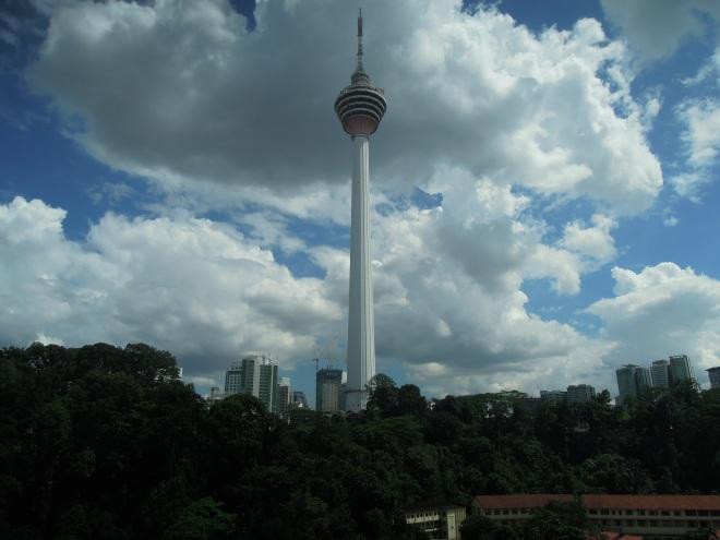 Kuala Lumpur Tower, Malezja, fot. M. Lehrmann