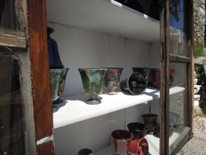 Zmyślny kubek Pitagorasa, Samos, fot. A. Mielczarek