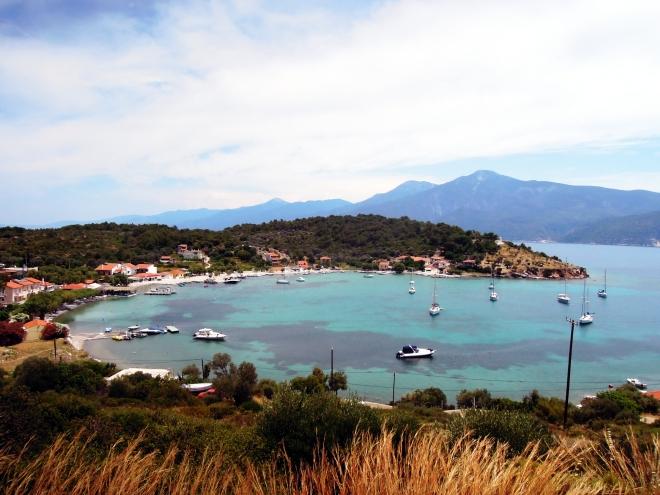 Posseidonio, Samos, fot. A. Mielczarek