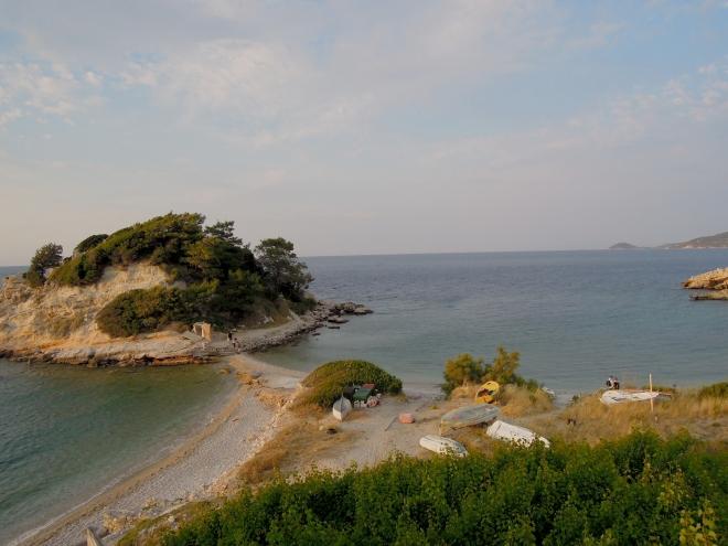 Mała Limonakia Beach, Samos, fot. A. Mielczarek