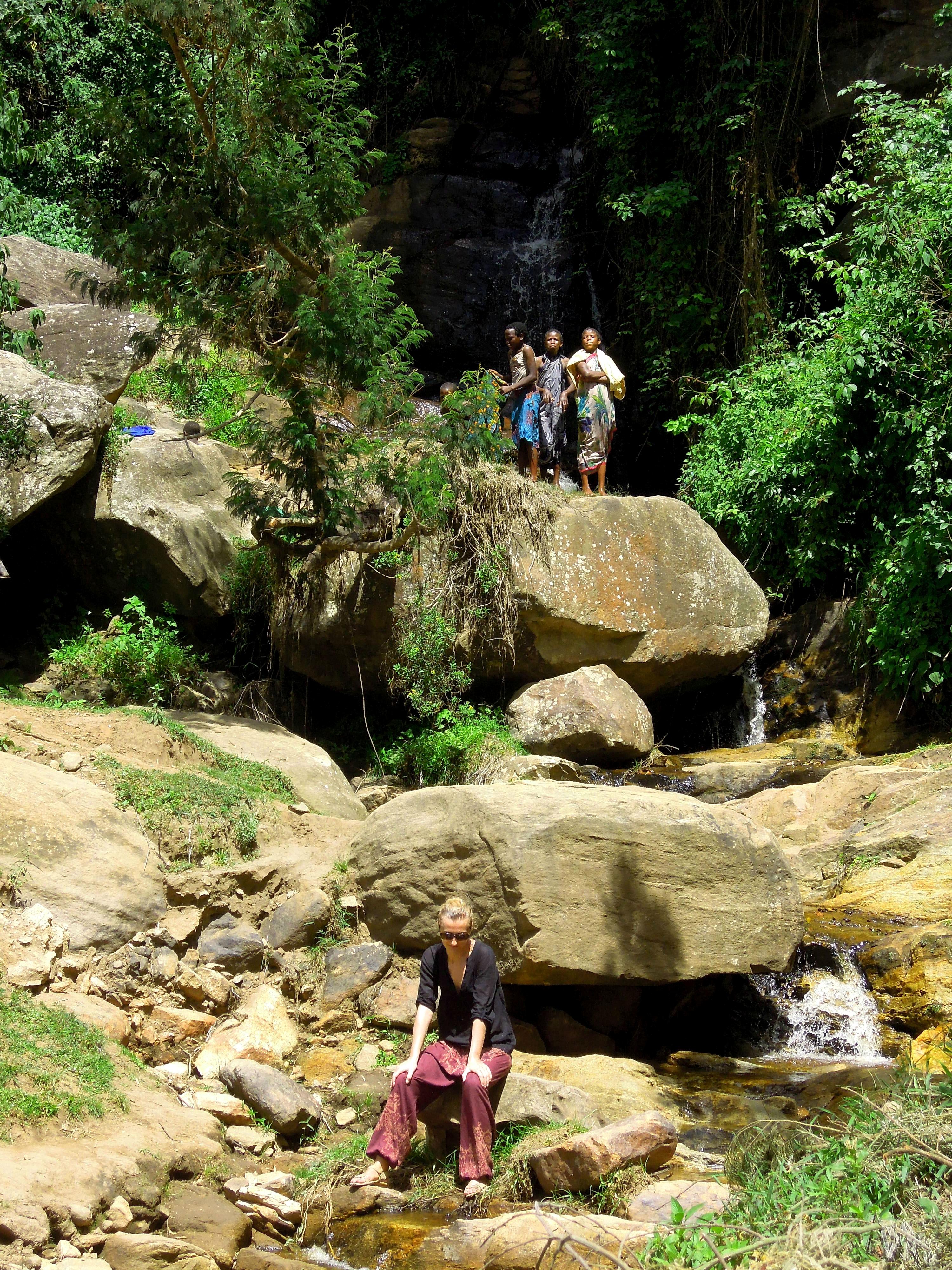 Obserwują intruza, Góry Usambara, Tanzania, fot. M. Lehrmann