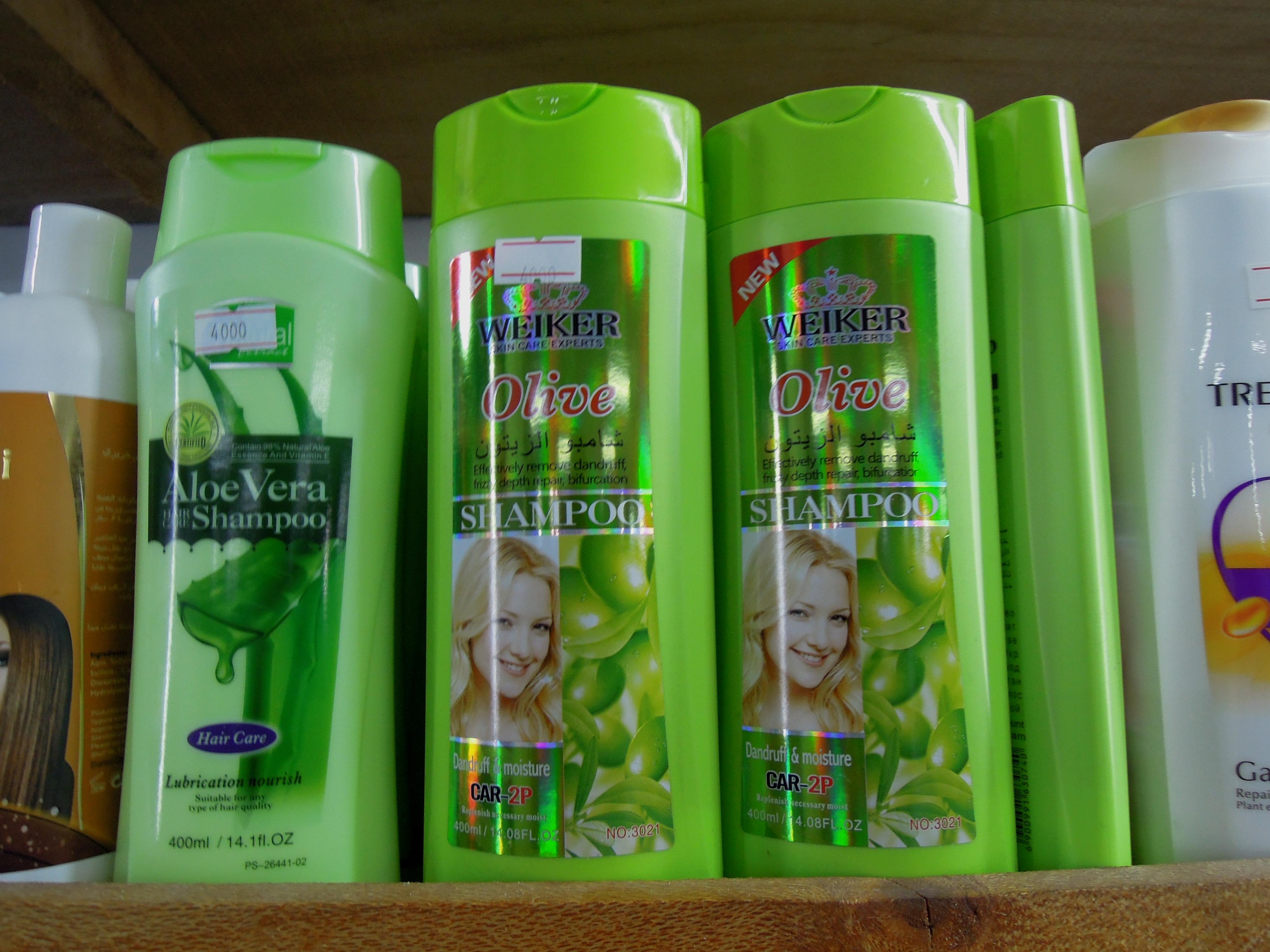Kate Hudson reklamuje tanzański szampon do włosów, o czym na pewno nie ma pojęcia, fot. A. Mielczarek