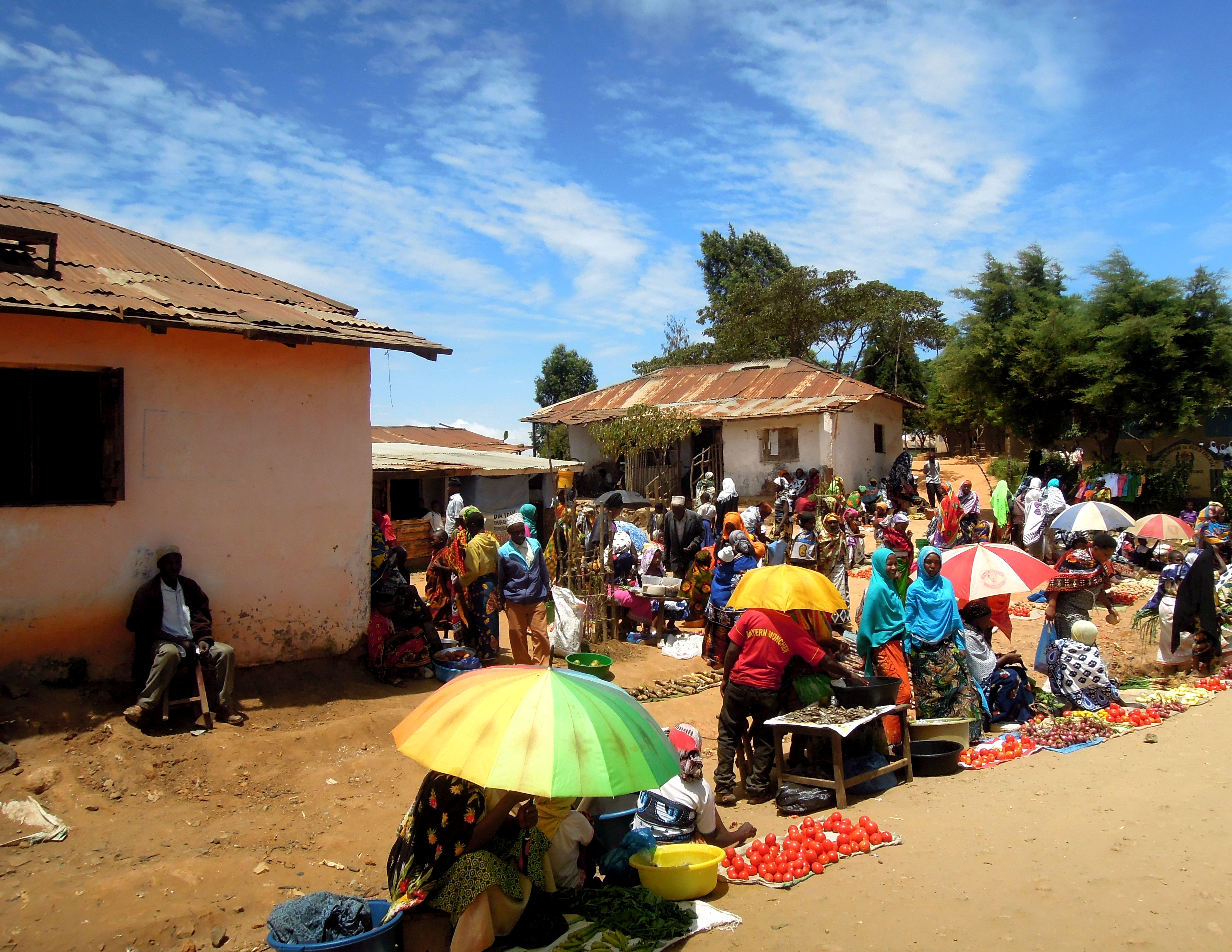 Mtae Village, Usambara Mountains, Tanzania, fot. M. Lehrmann