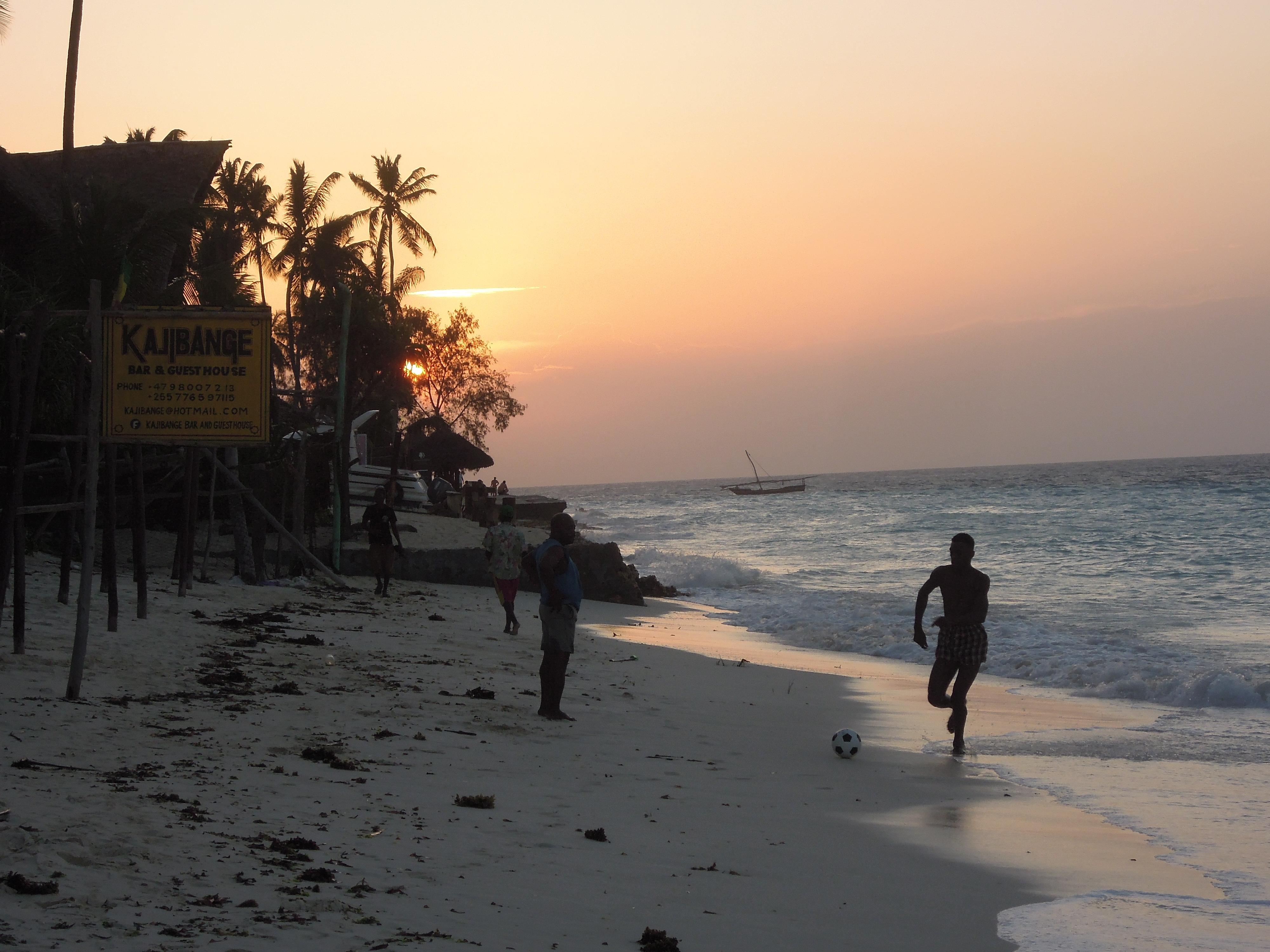 Nungwi, Zanzibar, Tanzania, fot. A. Mielczarek