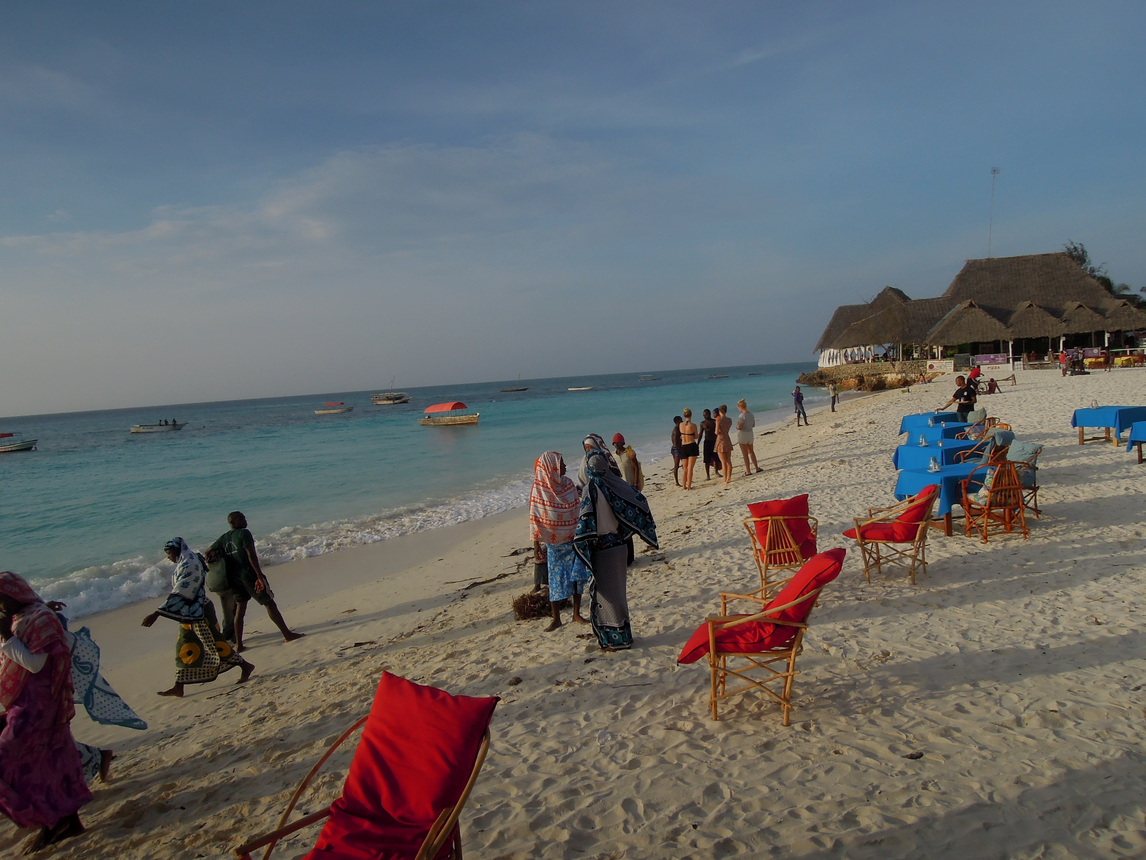 Nungwi, Zanzibar, Tanzania, fot. M. Lehrmann