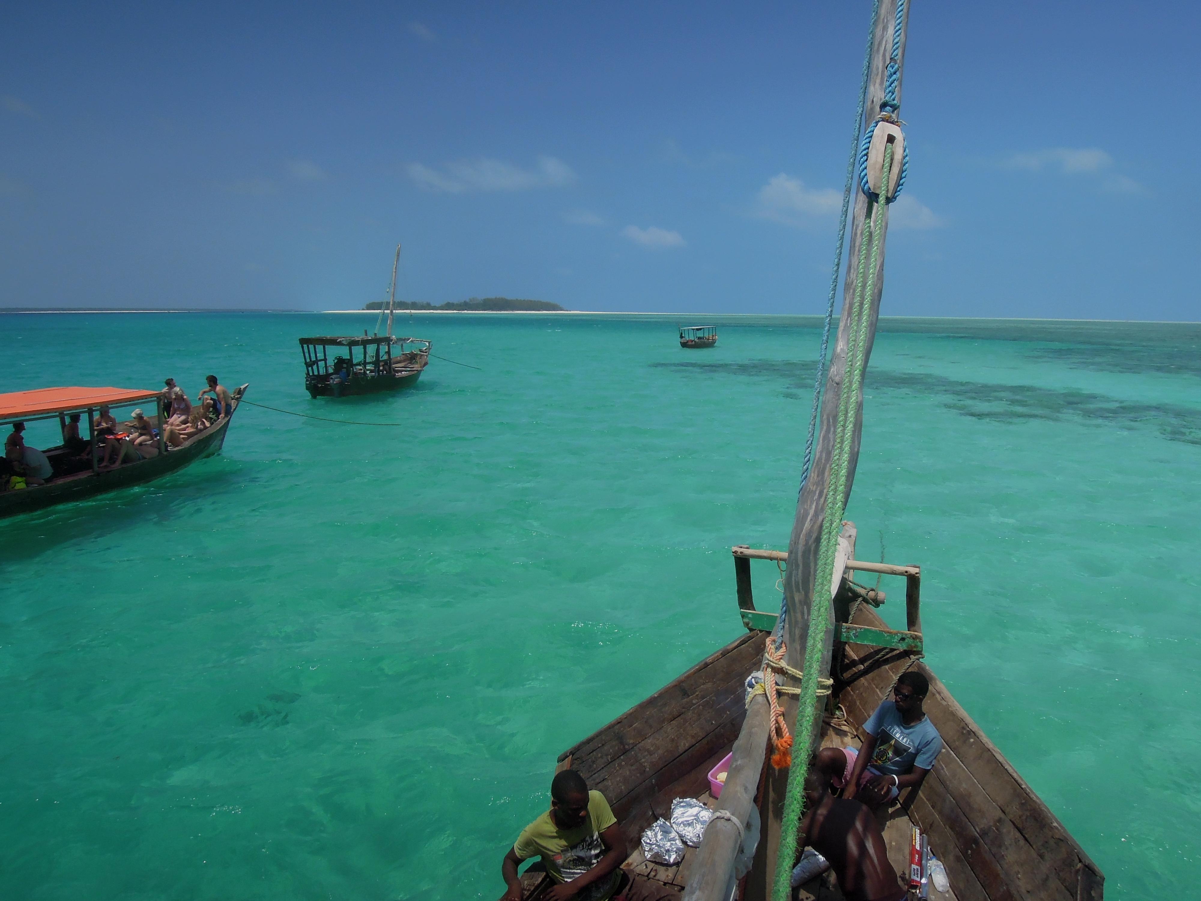 Mnemba Island Marine Conservation, Tanzania, fot. A. Mielczarek